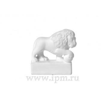 Скульптура Лев стерегущий