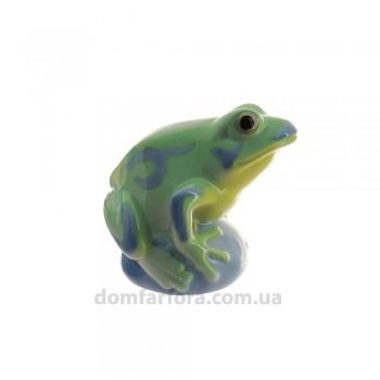 Скульптура Лягушка прудовая Царевна