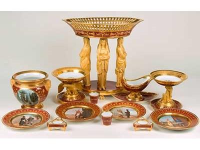 Ломоносовский фарфор и его многовековая история