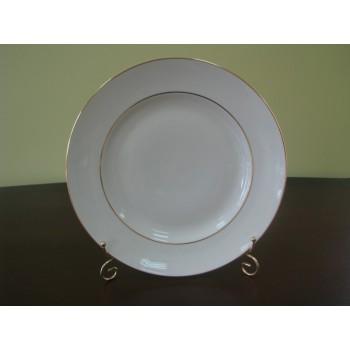 Блюдо круглое 300 мм Золотая лента