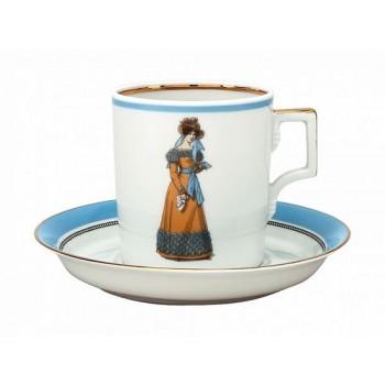 Набор Чайный 220мл Modes de Paris 1823