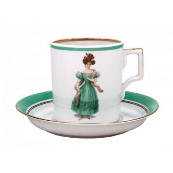 Набор Чайный 220мл Modes de Paris 1830