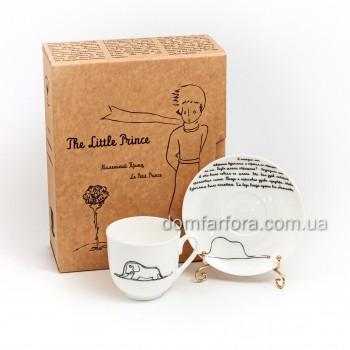 Подарочный набор форма Ландыш рисунок Слон Маленький принц