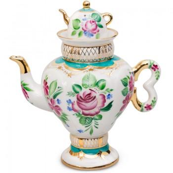Чайник заварочный Самоварчик Cветлый день
