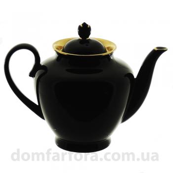 Чайник заварочный форма Весенняя рисунок Ночь