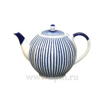 Чайник заварочный Тюльпан рисунок Французик
