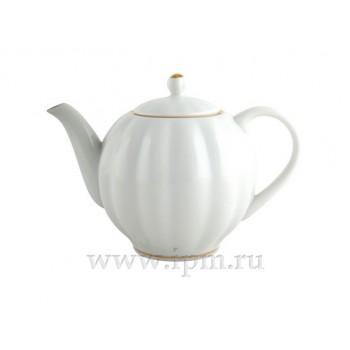 Чайник заварочный форма Тюльпан рисунок Белоснежка
