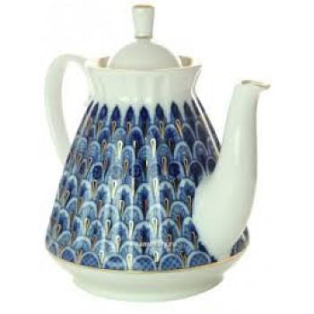 Чайник заварной Лучистая Незабудка