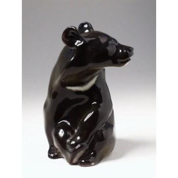 Скульптура Медведь гималайский