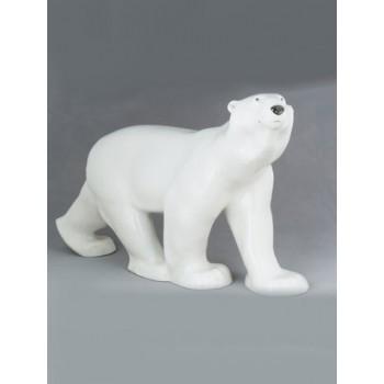 Скульптура Медведь идущий