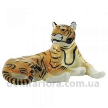 Скульптура Тигр б.р. (высота 16,2 см)