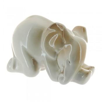 Скульптура Слоненок спящий