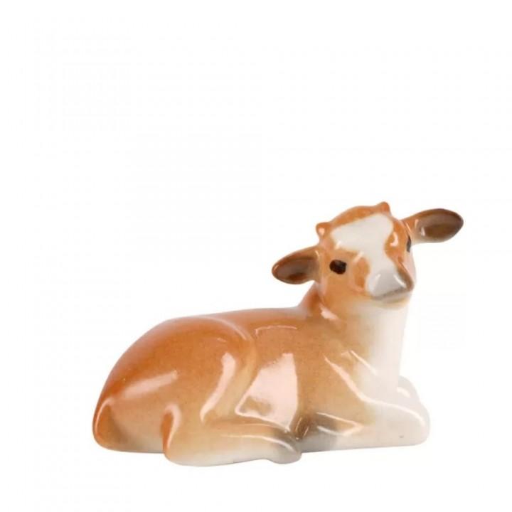Скульптура Бычок-малыш