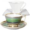 Чашка с блюдцем чайная (119)