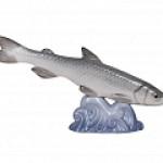 Скульптура Рыбы