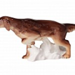 Скульптура Собаки