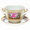 Чашка с блюдцем бульонная (1)