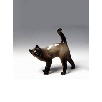 "Скульптура ""Кошка сиамская"""