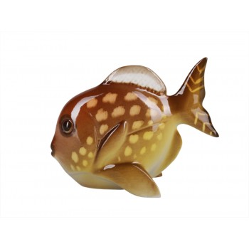 Скульптура Рыба-бабочка Желтый