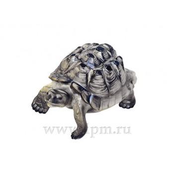 Скульптура Черепаха Светлый панцирь