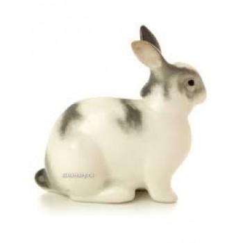 Скульптура Кролик Крош Серый