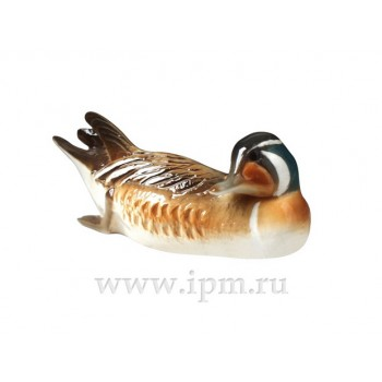Скульптура Байкальская утка1