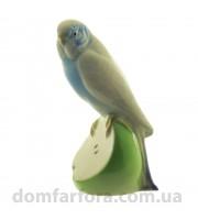 Скульптура  Волнистый попугайчик Гоша