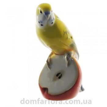 Скульптура Волнистый попугайчик Яшка