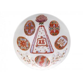 Тарелка декоративная 195 Эллипс Светлое Воскресение