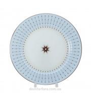 Тарелка мелкая 200 мм форма Стандартная рисунок Азур