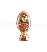 Яйцо Пасхальное на подставке Яркое 121 мм