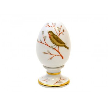 Яйцо пасхальное на подставке Нева Весенняя песня