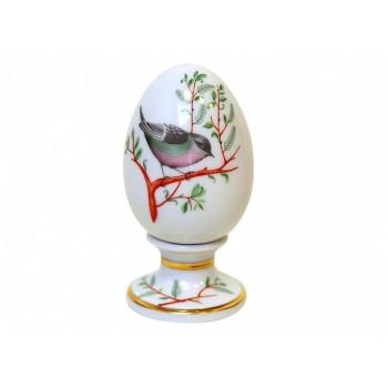 Яйцо пасхальное на подставке Нева Пеночка